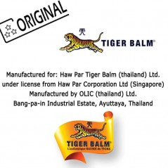 Inhalateur gêne nasale Tiger Balm